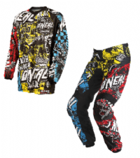 O`Neal ELEMENT Youth Jersey & Pants Combo WILD multi